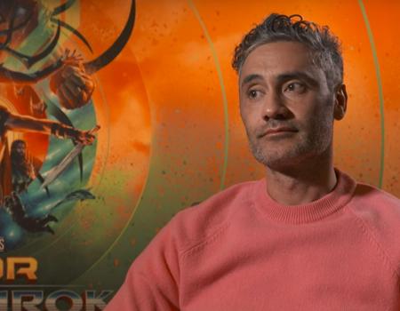 Thor: Ragnarok Interview With Taika Waititi