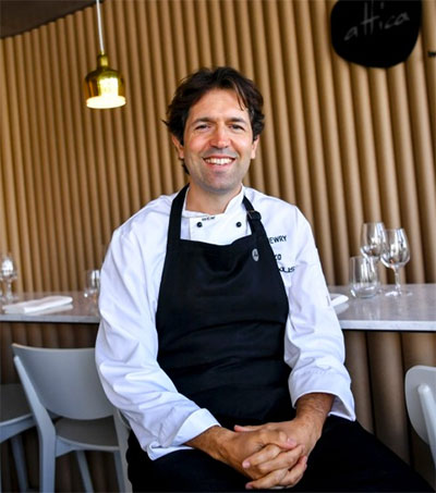 Ben Shewry's Attica Best of the Best