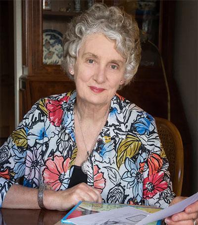 Author Lynley Dodd on the Secret Lives of Pets