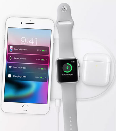 Apple buys Wireless Charging Company PowerbyProxi