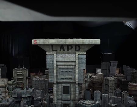 Weta Workshop – Blade Runner