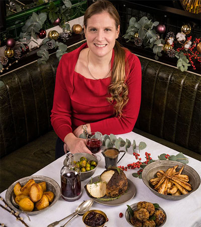 Chantelle Nicholson's Ultimate Vegan Christmas