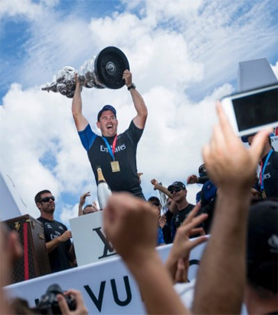 Life After the America's Cup for Winning Sailors