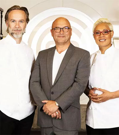 MasterChef Monica Galetti Returns to TV Screens