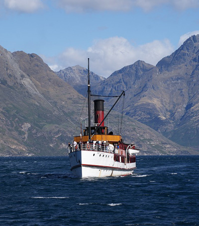 Lake Wakatipu: Where Old Meets New