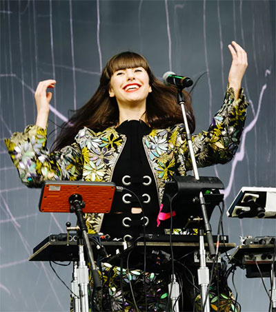 Kimbra is Pop Music Royalty