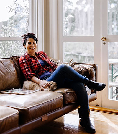 Chef Analiese Gregory's New Life in Tasmania