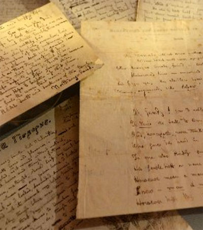 Misfiled Piece of Brontë Brother's Work Found in NZ
