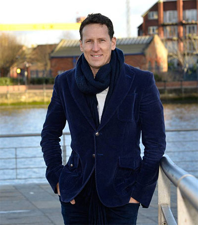 Dancer Brendan Cole Readies for Belfast Shows