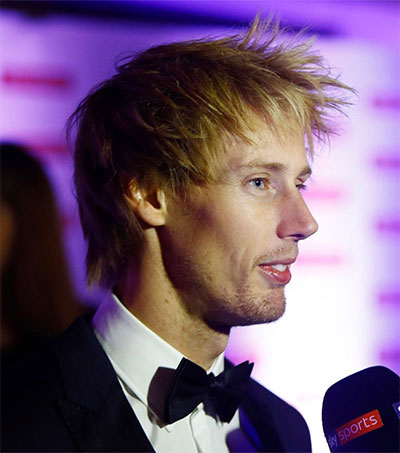 Not All Fast Cars for Racer Brendon Hartley