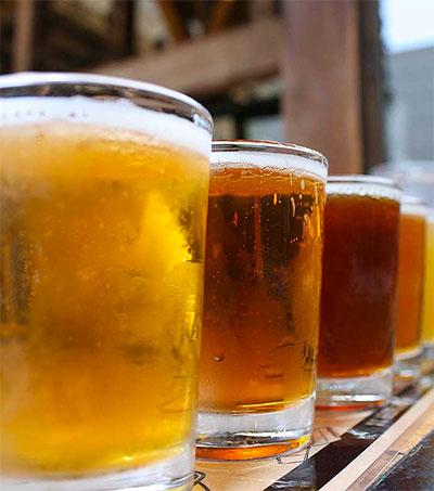 Craft Beer Makes Inflation Gauge as Tastes Change