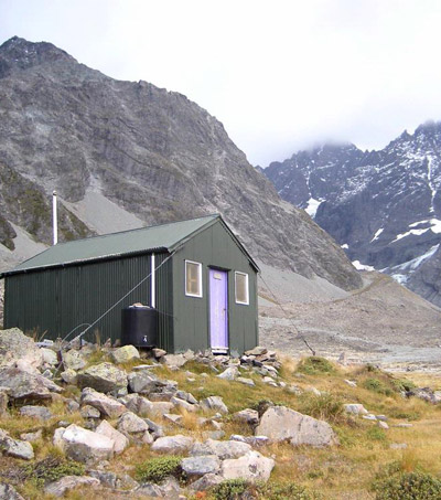 NZ Trail Huts Provide Shelter, Conversation and Community