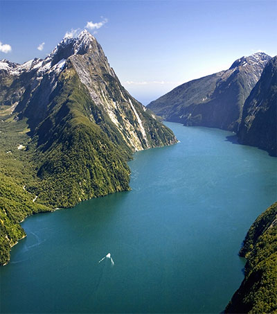 Move Over Norway and Behold Fiordland