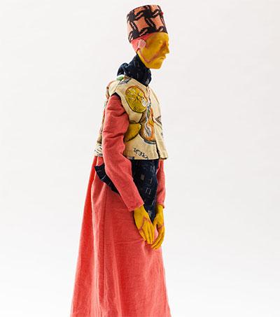 Artist Francis Upritchard Describes Balata