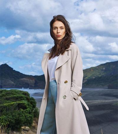 Jacinda Ardern Graces Vogue's Pages