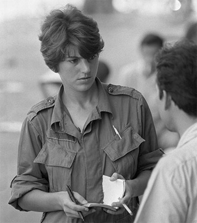War Correspondent Kate Webb Read Her Own Obits