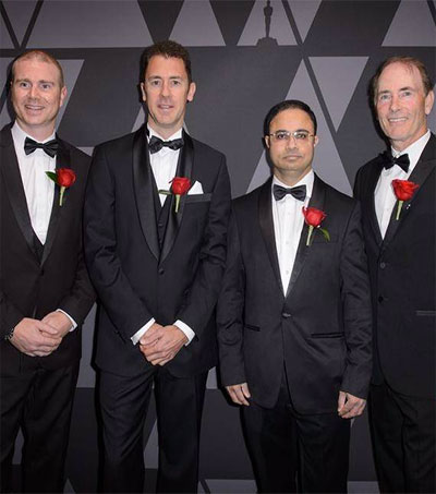 Shotover Tech Wizards Score Early Oscar for Aerials