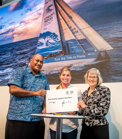 NZ Government Joins UN Clean Seas Campaign