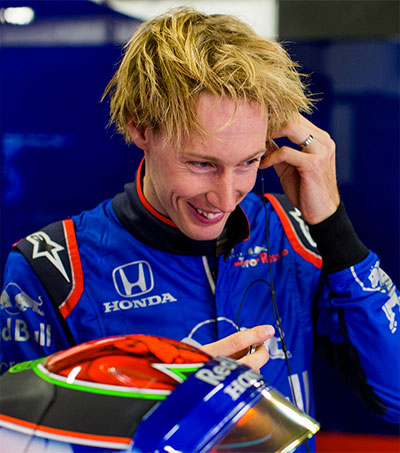 On Formula One Driver Brendon Hartley's Comeback
