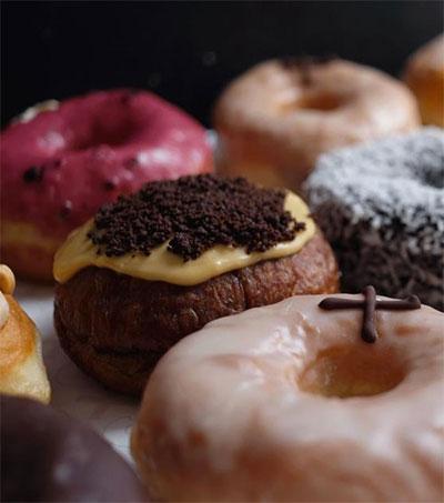 Doughnut Maker Adam Wills a Trailblazer in UK