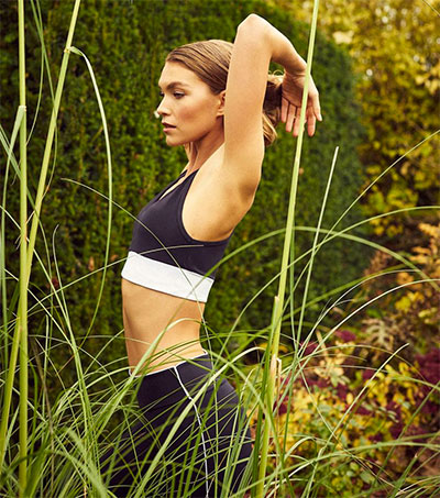 Emilia Wickstead Launches Activewear Range