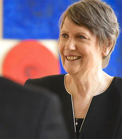 Helen Clark Film Reveals a Shadowy World at the UN
