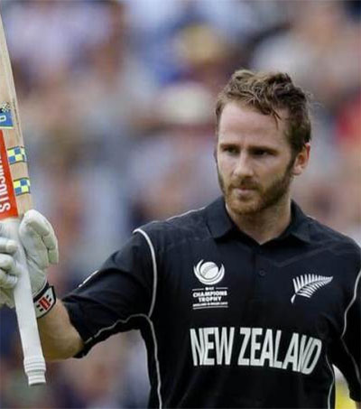 Batsman Kane Williamson on Track to Be World's Best