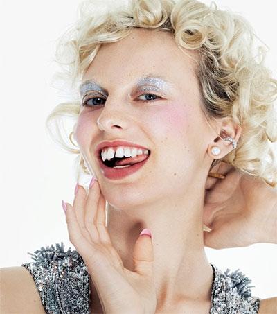 Model Lili Sumner Shares Top Beauty Secrets