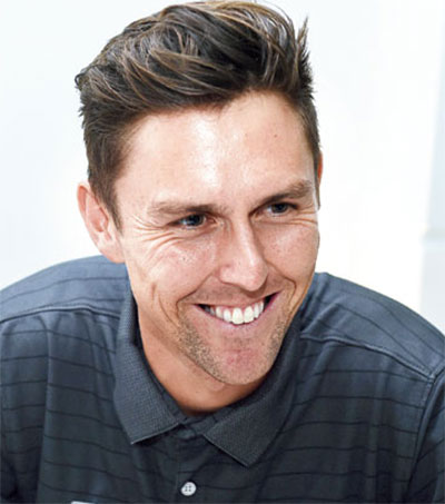 Bowler Trent Boult Enjoys the Challenge of the IPL