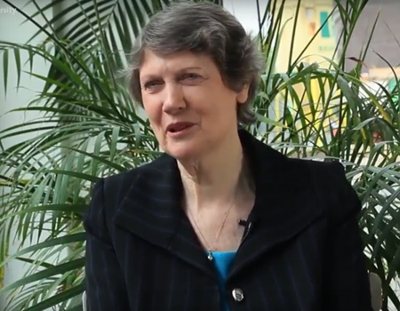 Helen Clark On Equality