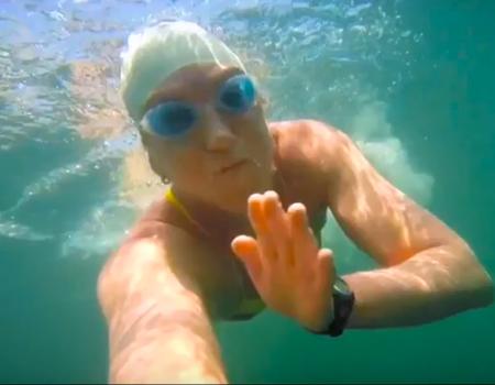Kim Swims- Short Teaser