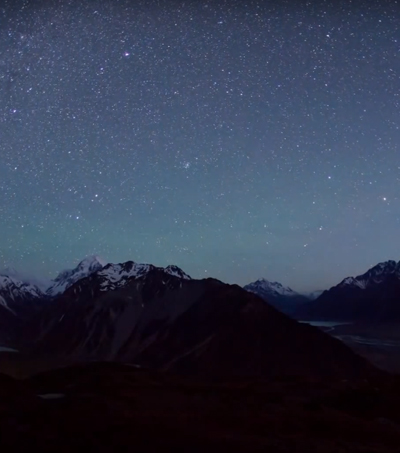 Take Stargazing to New Heights in New Zealand