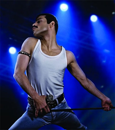 Anthony McCarten Freddy Mercury Biopic Trailer Out