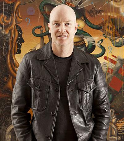 Artist Matthew Couper Fuses Vegas and NZ