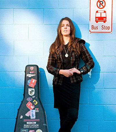 Folk Singer Mel Parsons Touring US