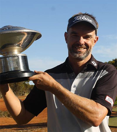 Michael Long Wins PGA with Dream Course Round