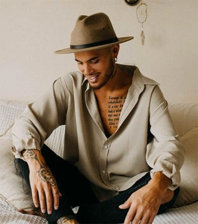 Singer Stan Walker Overhauls His Lifestyle