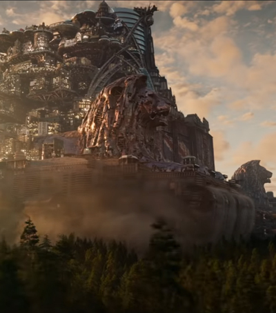 London's Calling in First Trailer for Peter Jackson's Mortal Engines