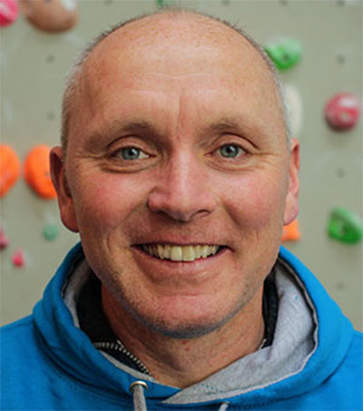 Rock Up's Aaran Eade's UK Climbing Walls a Hit