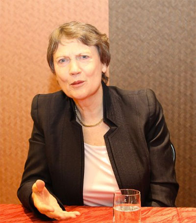 Helen Clark Speaks in Japan on Gender Equality