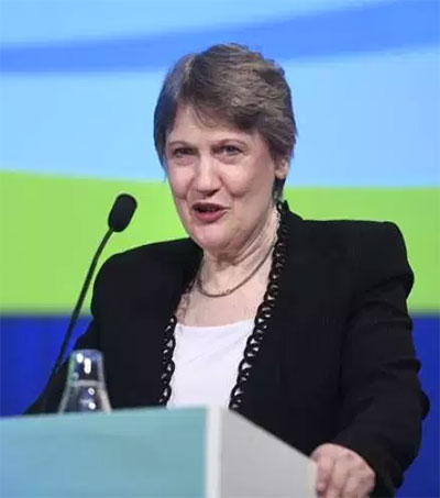 Former PM Helen Clark Receives Honorary Degree