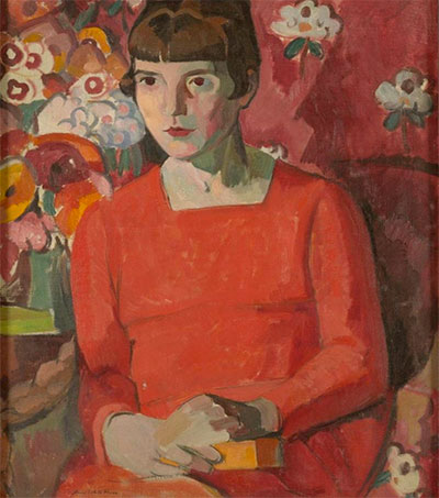 Katherine Mansfield Portrait 100 Years On