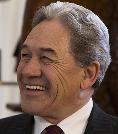 Winston Peters' 40-Year Political Rise