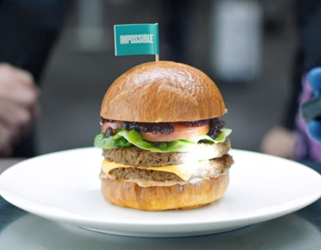 Air New Zealand & The Impossible Burger