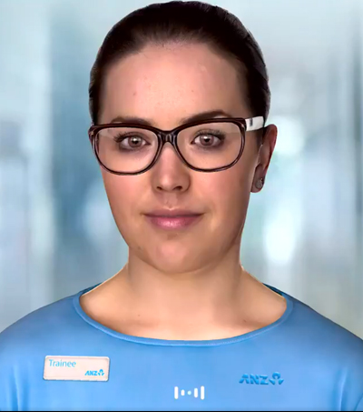 ANZ Introduces Digital Human Assistant
