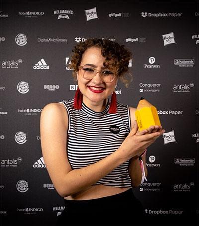 Graduate Aïcha Wijland Wins London Design Award
