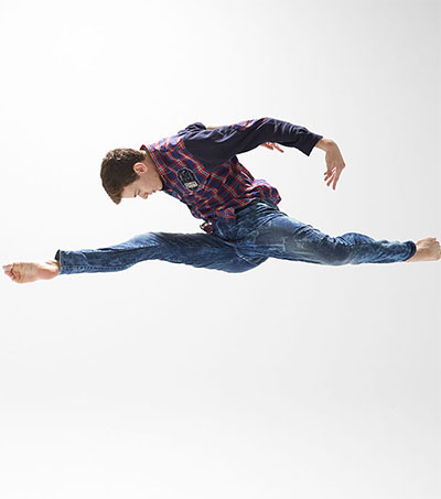 Dance Prodigy Joshua Guillemot-Rodgerson in Houston