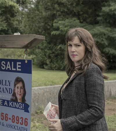 Melanie Lynskey Stars in Stephen King Thriller