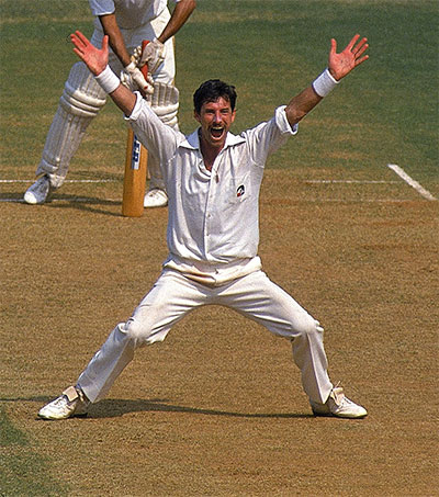 Richard Hadlee's the Best Bowling of All Time