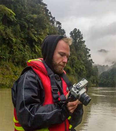 National Geographic to Feature Whanganui River